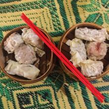 Dimsum Uma Yumcha, Kuliner Kekinian di Pasar Condronegaran
